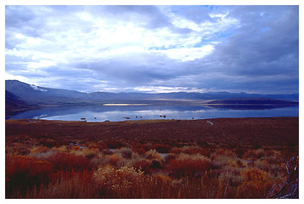Mono Lake Overview: