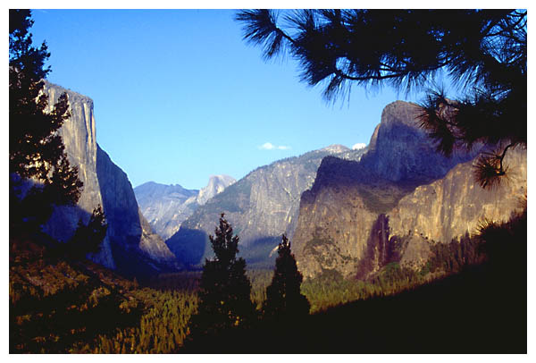 Yosemite Valley: