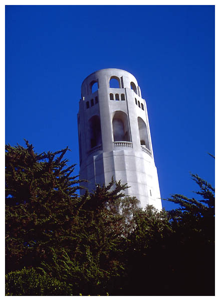 Coit Tower: